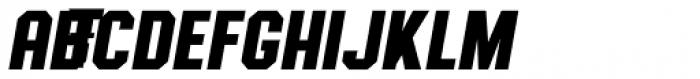 Authority Italic Font LOWERCASE