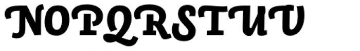 Auto Pro Black Italic 3 Font UPPERCASE