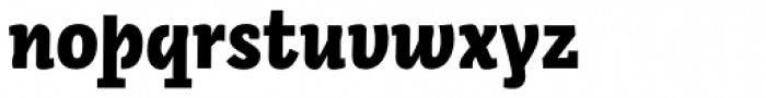 Auto Pro Black Italic 3 Font LOWERCASE