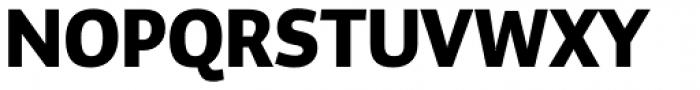 Auto Pro Black Small Caps Font UPPERCASE