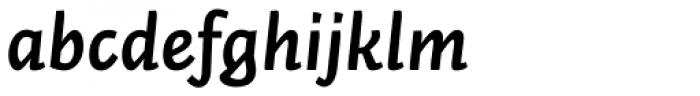Auto Pro Bold Italic 2 Font LOWERCASE