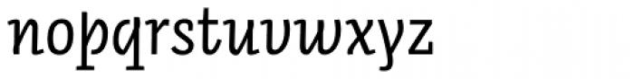 Auto Pro Italic 3 Font LOWERCASE