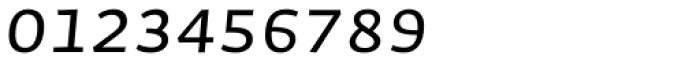 Auto Pro Italic Small Caps Font OTHER CHARS