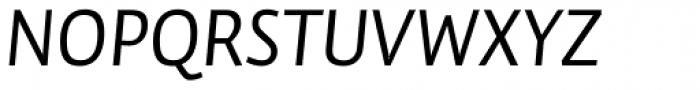 Auto Pro Italic Small Caps Font UPPERCASE