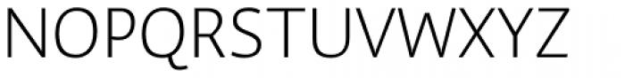 Auto Pro Light Font UPPERCASE