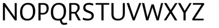 Auto Pro Small Caps Font UPPERCASE