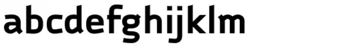 Autobahn Std Bold Font LOWERCASE