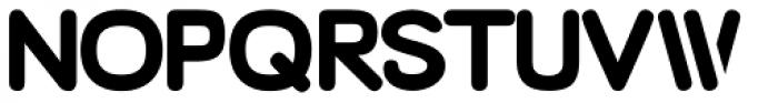 Autocrat Black Font UPPERCASE