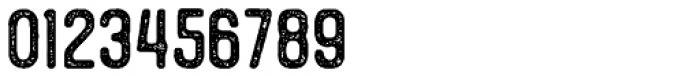 Autogate Sans Stamp Font OTHER CHARS