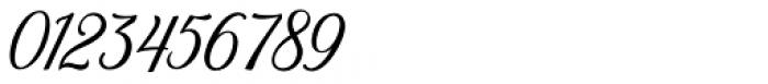Autogate Script Regular Font OTHER CHARS