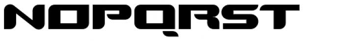 Automaton Font UPPERCASE