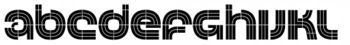 Automoto Font LOWERCASE