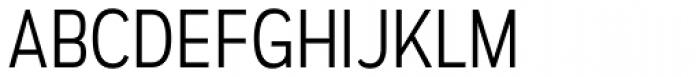 Autoradiographic Light Font UPPERCASE