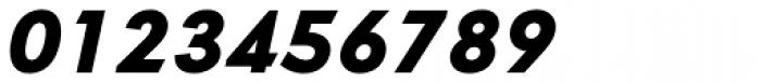 Auxilia Black Oblique Font OTHER CHARS