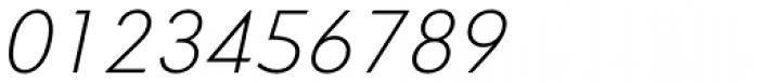 Auxilia Light Oblique Font OTHER CHARS