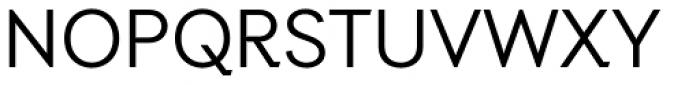 Auxilia Font UPPERCASE