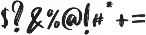 Avant Grande otf (400) Font OTHER CHARS