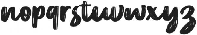 Avant Grande otf (400) Font LOWERCASE