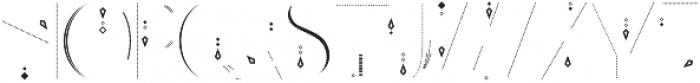 Avanth Light otf (300) Font UPPERCASE