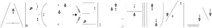 Avanth Light otf (300) Font LOWERCASE