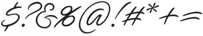 Ave Utan otf (400) Font OTHER CHARS