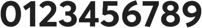 Averta Bold otf (700) Font OTHER CHARS