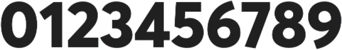 Averta ExtraBold otf (700) Font OTHER CHARS