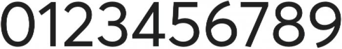 Averta Regular otf (400) Font OTHER CHARS