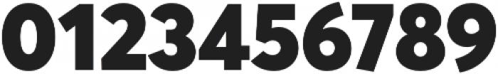 Averta Std Black otf (900) Font OTHER CHARS