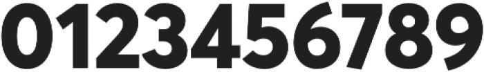 Averta Std ExtraBold otf (700) Font OTHER CHARS