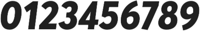 Averta Std PE Extrabold Italic otf (700) Font OTHER CHARS