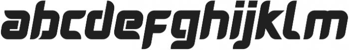 Averus otf (400) Font LOWERCASE