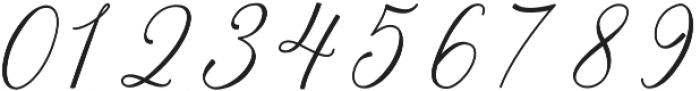 Avery otf (400) Font OTHER CHARS