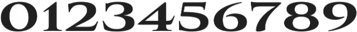 Aviano Black otf (900) Font OTHER CHARS