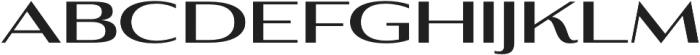 Aviano Contrast Bold otf (700) Font LOWERCASE