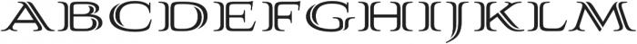 Aviano Silk Bold otf (700) Font LOWERCASE