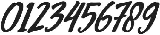 Avondale Italic otf (400) Font OTHER CHARS