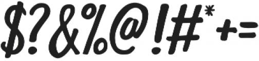 Avondale otf (400) Font OTHER CHARS