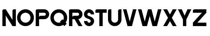 AVICENNA Font UPPERCASE
