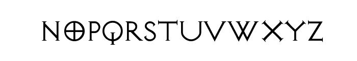 Avalon Quest Font LOWERCASE