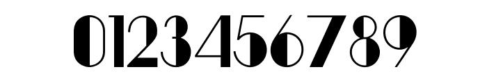 AvantRetroBold Font OTHER CHARS