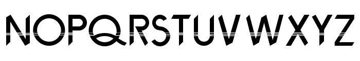 Avanti Romero-Regular Font UPPERCASE