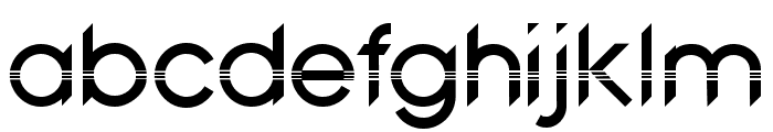 Avanti Romero-Regular Font LOWERCASE