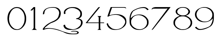 Avanti Serif Regular Font OTHER CHARS
