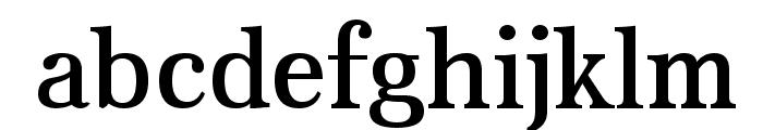 Aver Font LOWERCASE