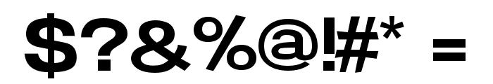 Average Custom Level 2 Regular Font OTHER CHARS