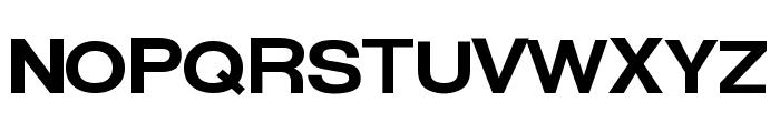 Average Custom Regular Font UPPERCASE