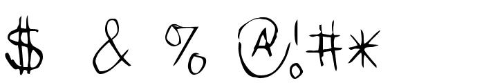 Averen Font OTHER CHARS