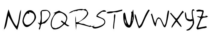Averen Font UPPERCASE