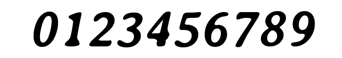 Averia-BoldItalic Font OTHER CHARS